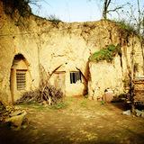 土窑洞的传说
